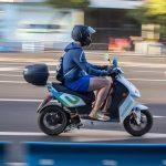 Le scooter électrique comme moyen de mobilité douce